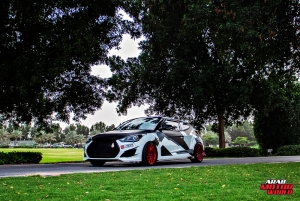 Hyundai Veloster - Arab Motor World (10)