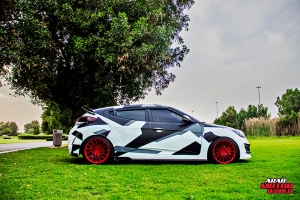 Hyundai Veloster - Arab Motor World (14)