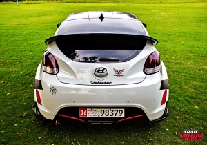 Hyundai Veloster - Arab Motor World (17)