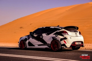 Hyundai Veloster - Arab Motor World (20)