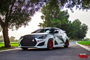 Hyundai Veloster - Arab Motor World (5)