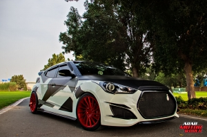 Hyundai Veloster - Arab Motor World (6)