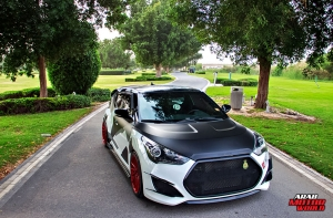 Hyundai Veloster - Arab Motor World (8)