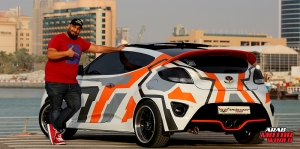 Hyundai Veloster UAE - Arab Motor World (9)