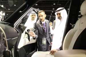 INTERNATIONAL MOTOR SHOW ABU DHABI 2018 Arab Motor World 01