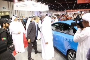 INTERNATIONAL MOTOR SHOW ABU DHABI 2018 Arab Motor World 03