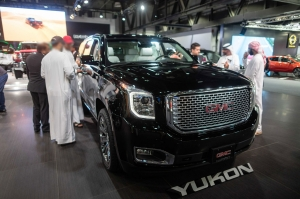 INTERNATIONAL MOTOR SHOW ABU DHABI 2018 Arab Motor World 08