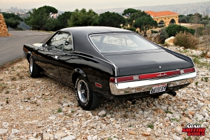 Javelin AMC Muscle Cars Lebanon Arab Motor World (12)