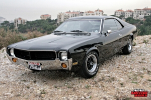 Javelin AMC Muscle Cars Lebanon Arab Motor World (3)