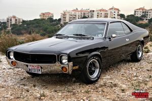 Javelin AMC Muscle Cars Lebanon Arab Motor World (6)