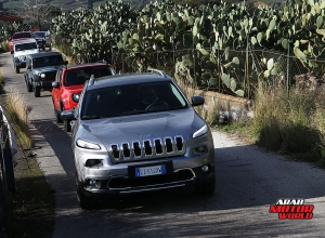 Jeep Experience Days Road Trip Offroading (25)