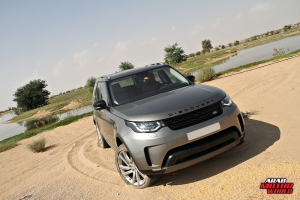 Land Rover Discovery test Drive Arab Motor World (3)
