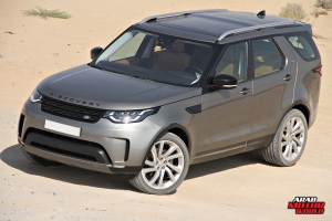Land Rover Discovery test Drive Arab Motor World (5)