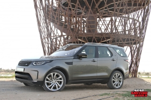 Land Rover Discovery test Drive Arab Motor World (6)