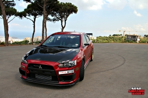 Mitsubishi Evo Arab Motor World Tuned Cars Lebanon (0)