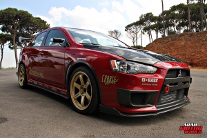 Mitsubishi Evo Arab Motor World Tuned Cars Lebanon (2)