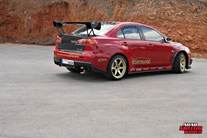 Mitsubishi Evo Arab Motor World Tuned Cars Lebanon (23)