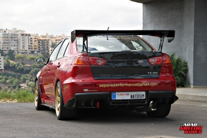 Mitsubishi Evo Arab Motor World Tuned Cars Lebanon (3)