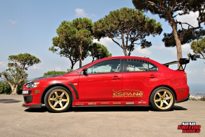 Mitsubishi Evo Arab Motor World Tuned Cars Lebanon (9)