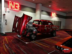 Muscle Cars of SEMA Show 2018