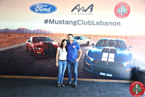 Mustang Club Lebanon Official Launch (11)