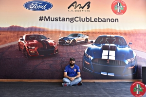 Mustang Club Lebanon Official Launch (112)