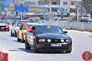 Mustang Club Lebanon Official Launch (117)