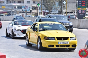 Mustang Club Lebanon Official Launch (118)