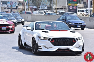 Mustang Club Lebanon Official Launch (119)