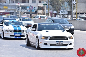 Mustang Club Lebanon Official Launch (120)