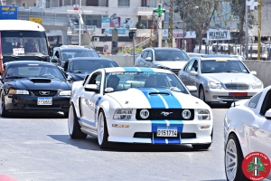Mustang Club Lebanon Official Launch (121)