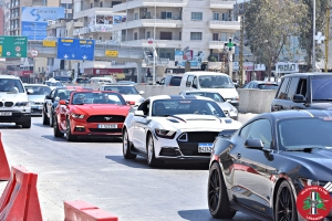 Mustang Club Lebanon Official Launch (123)