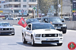 Mustang Club Lebanon Official Launch (124)