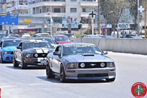 Mustang Club Lebanon Official Launch (125)