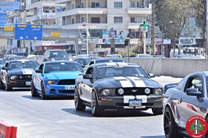 Mustang Club Lebanon Official Launch (126)
