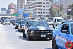 Mustang Club Lebanon Official Launch (127)