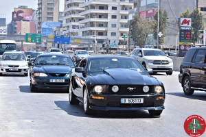 Mustang Club Lebanon Official Launch (128)