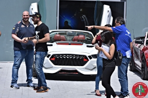 Mustang Club Lebanon Official Launch (131)