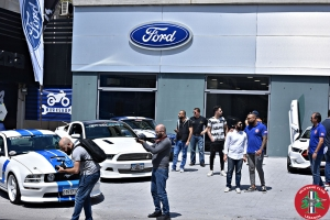 Mustang Club Lebanon Official Launch (132)