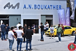 Mustang Club Lebanon Official Launch (133)