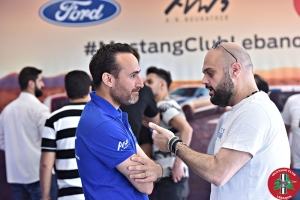 Mustang Club Lebanon Official Launch (138)