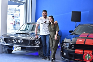Mustang Club Lebanon Official Launch (139)