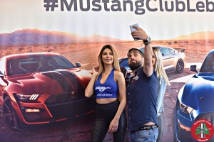 Mustang Club Lebanon Official Launch (141)