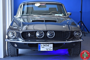 Mustang Club Lebanon Official Launch (142)