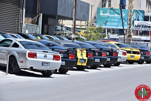 Mustang Club Lebanon Official Launch (143)