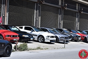 Mustang Club Lebanon Official Launch (144)