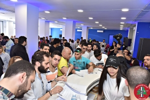 Mustang Club Lebanon Official Launch (146)