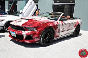 Mustang Club Lebanon Official Launch (15)