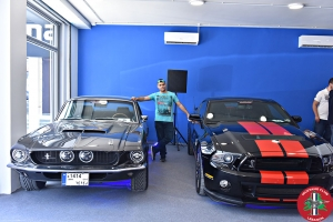 Mustang Club Lebanon Official Launch (151)