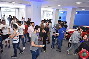 Mustang Club Lebanon Official Launch (153)